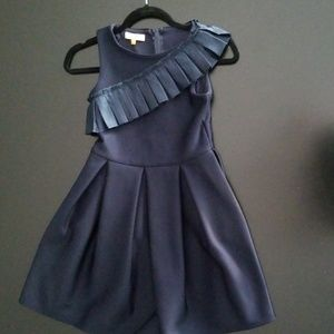 Baker by Ted Baker Dresses - Ted Baker girls navy formal dress